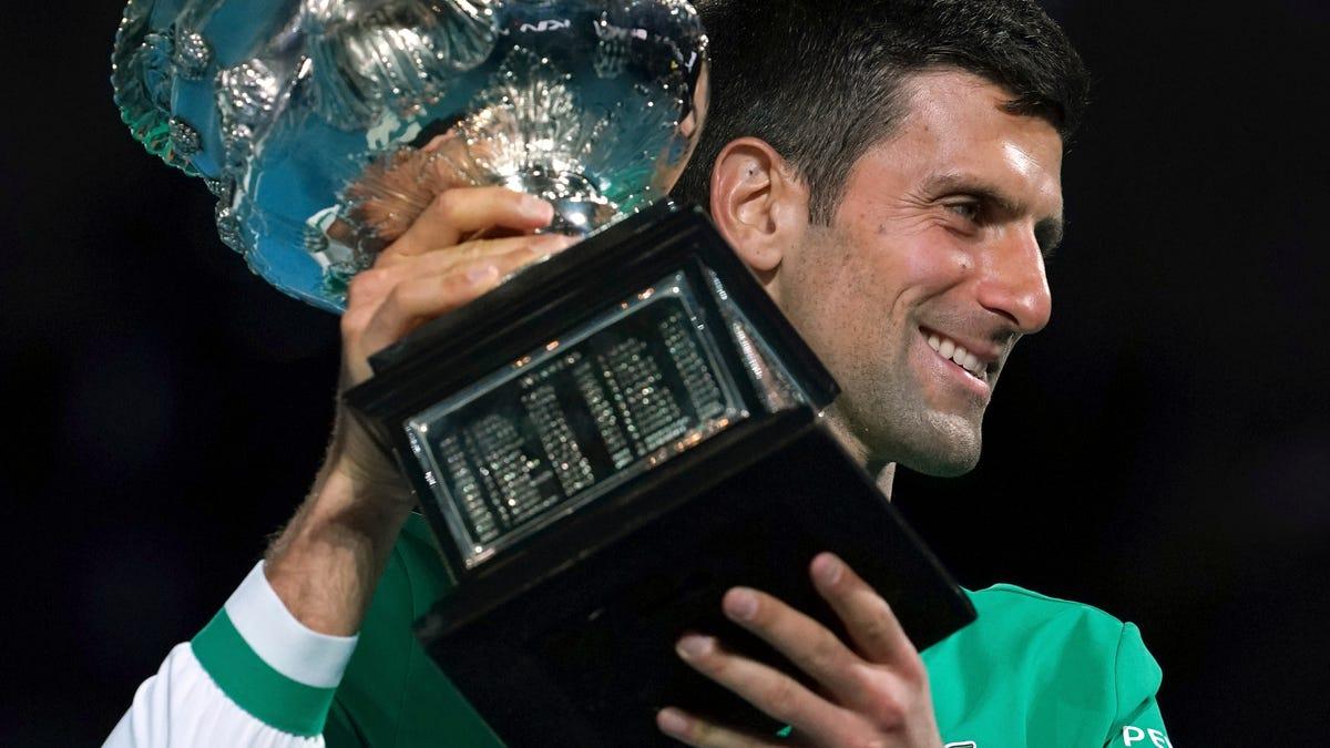 Novak Djokovic wins 9th Australian Open, 18th Slam 2