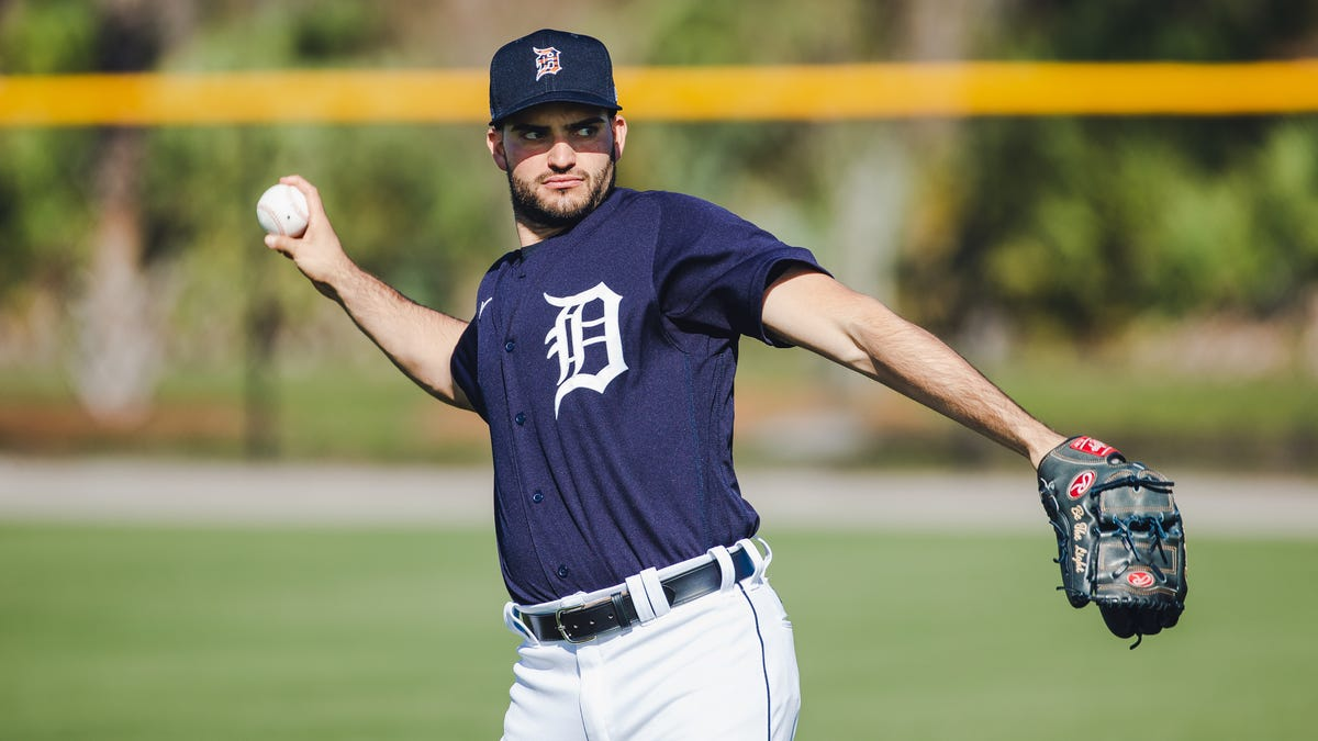 Nothing is given: Bryan Garcia poised to fight for Tigers' closer job again 2