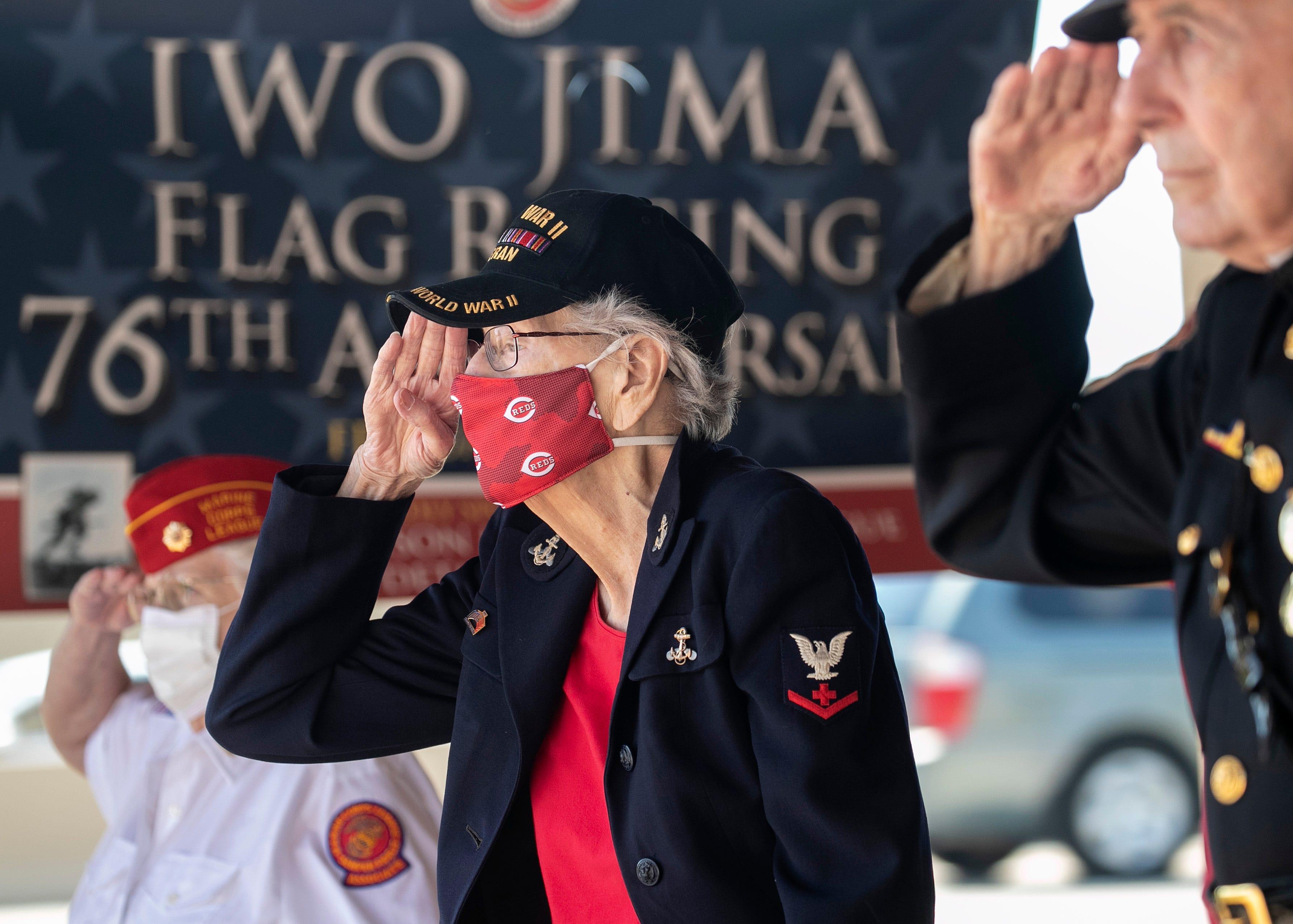 Cape Coral marks 76 years since Iwo Jima flag-raising with fewer living World War II vets 2