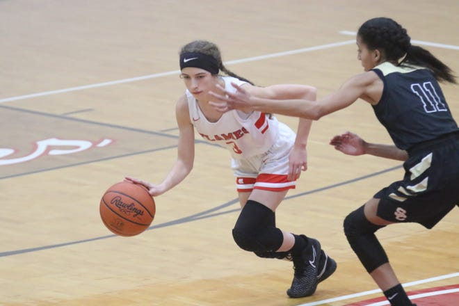 Mansfield Christian's Aubrynn Maiyer is one of the best point guards returning in 2021-22.