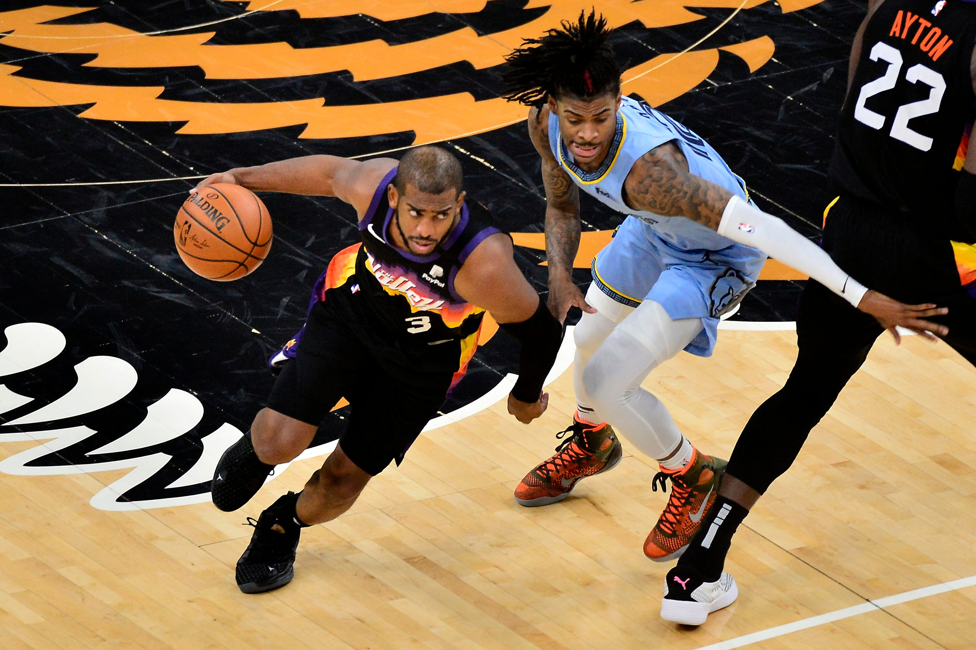 Suns complete road back-to-back revenge tour with blasting of Grizzlies