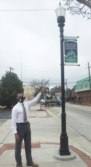 Wadley mayor wants citizens to celebrate Black History Month.