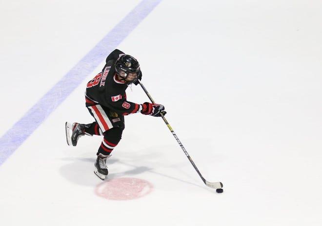 Cheboygan High School senior Ethan Lindle is now a member of the Soo Indians 18-Under Triple A ice hockey team in Sault Ste. Marie. Lindle, who is currently wrapping up his first season with the Indians, said he'll return to Cheboygan for school in either late March or early April. Lindle was a three-year varsity standout for the Chiefs.