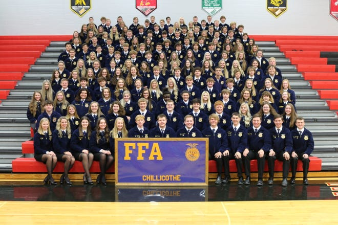 Chillicothe FFA Chapter 2020-2021.