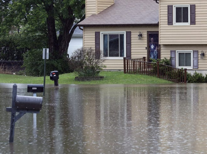Flood insurance costs for some central Ohio homeowners are going to increase substantially, a new report warns.