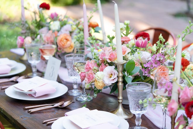 These days, cost is at the forefront of many couples' minds as they plan weddings, Watts says, adding that brunch is often a more affordable alternative to an evening reception.
