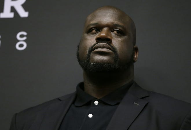 Shaquille O'Neal is scheduled to appear in a professional wrestling match March 3 at Daily's Place in Jacksonville.