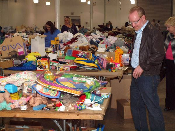 Whale of a Sale, the Junior League of Jacksonville's annual fundraising rummage sale, is Saturday at the Jacksonville Fairgrounds.