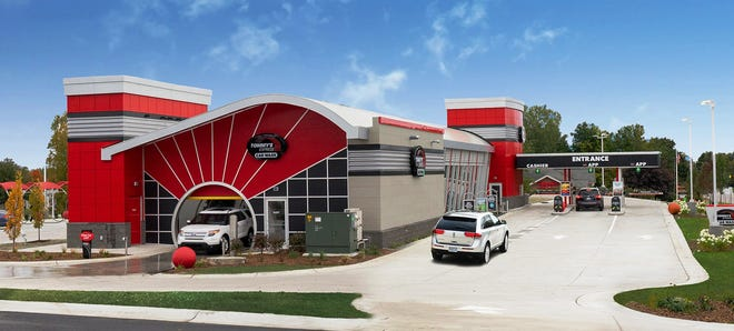 Tommy's Express Car Wash, a multi-state chain, is to fill space at 2145 N. Knoxville Ave. in Peoria.
