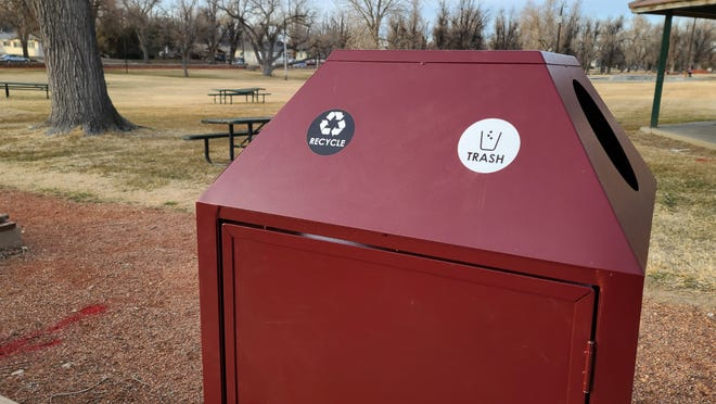 New fines for violating trash dumping restrictions are scheduled to go into effect March 1.