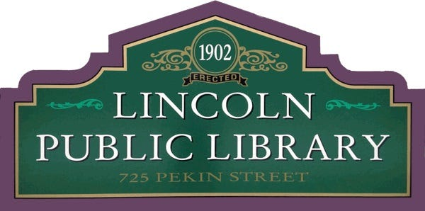 Library Board meeting scheduled