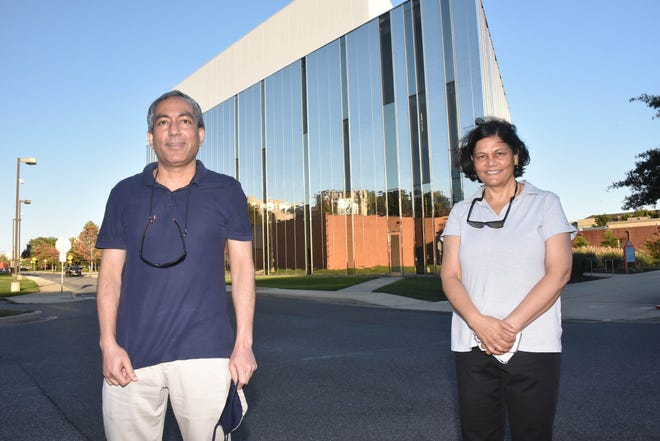 Drs. Gour Pati and Renu Tripathi, co-director of the DoD Center of Excellence in Advanced Quantum Sensing at Del State, are now affiliated with the IBM-HBCU Quantum Center, increasing the quantum resources that will be available to the university.