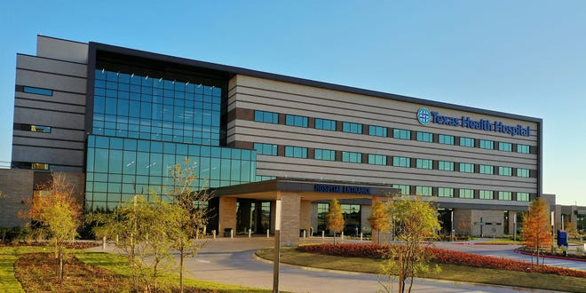 Texas Health Hospital-Mansfield is now open.