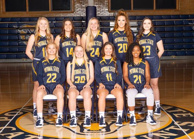 WVU Potomac State College women's basketball team