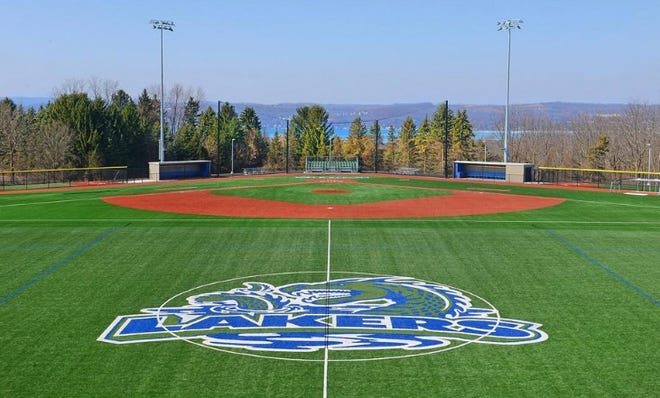 The Finger Lakes CC baseball team will open its 2021 season wth a home doubleheader on March 13.