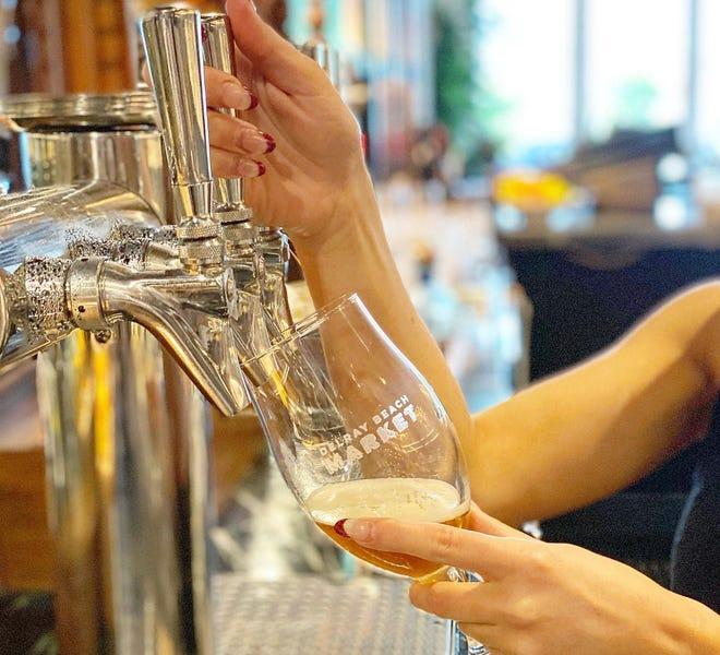 The Delray Beach Market will offer three full-service bars. MENIN