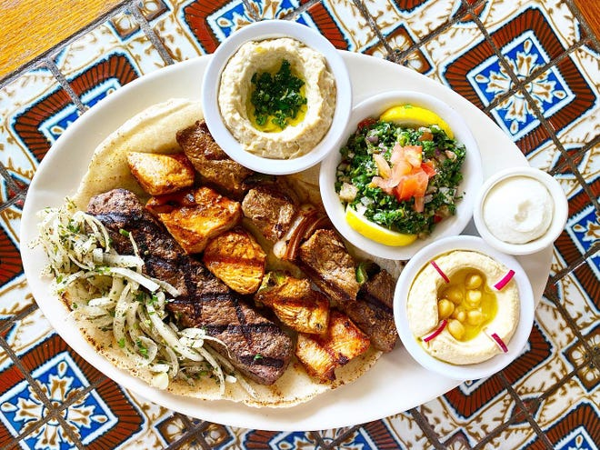Ferdos is a Middle Eastern-inspired concept coming to the Delray Beach Market. FERDOS