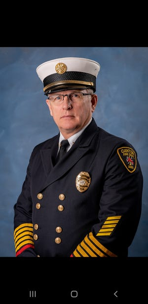 Canton Fire Chief Tom Garra / Submitted photo, Canton Fire Department