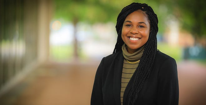 Oklahoma State University teaching associate Courtney Brown is bolstering the strength of the next generation of Black agriculturalists.