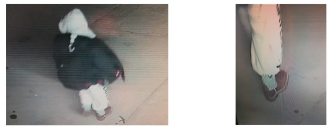 Suspect information sought as ATF offers reward in burglary case.