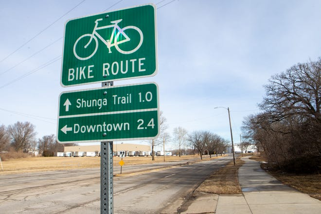 The Shunga Trail at Deer Creek Parkway will soon connect to the Lake Shawnee trail system, according to Shawnee County Parks and Recreation plans.