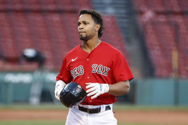 Red Sox infielder Xander Bogaerts returns this season in prime shape and eager to make an impact in the lineup.