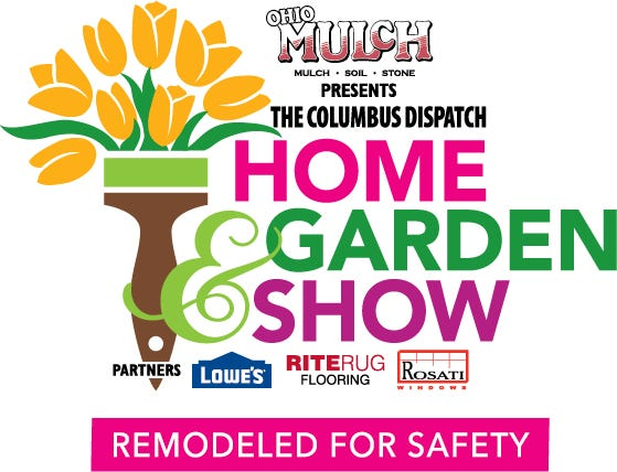 The Dispatch Spring Home & Garden Show will be March 6-14.