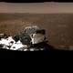 Panorama tomado el 20 de febrero de 2021 a bordo del rover Perseverance de la NASA