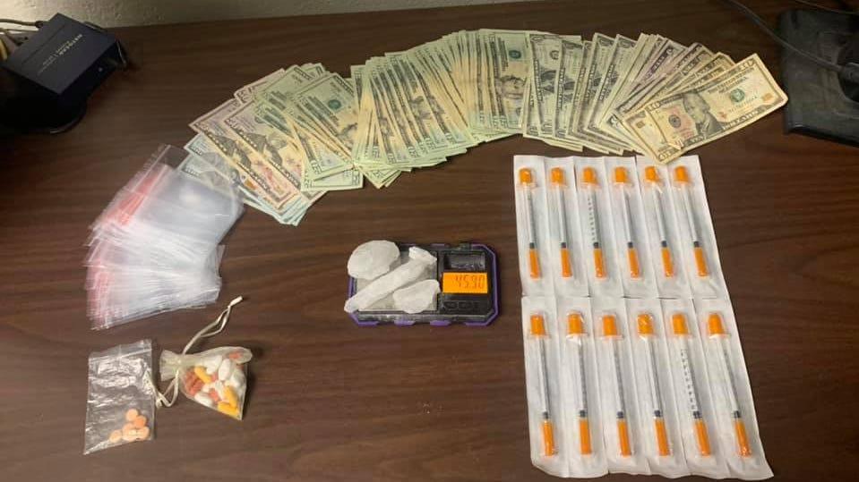 3 arrested after probation officers search E. Warren St. home