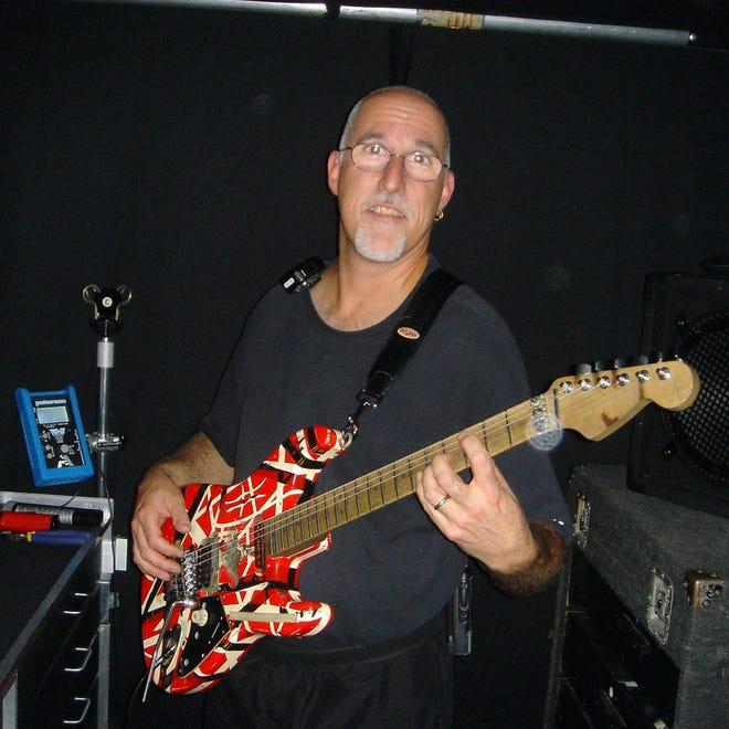 Professional guitar technician Tom Weber. (Provided)