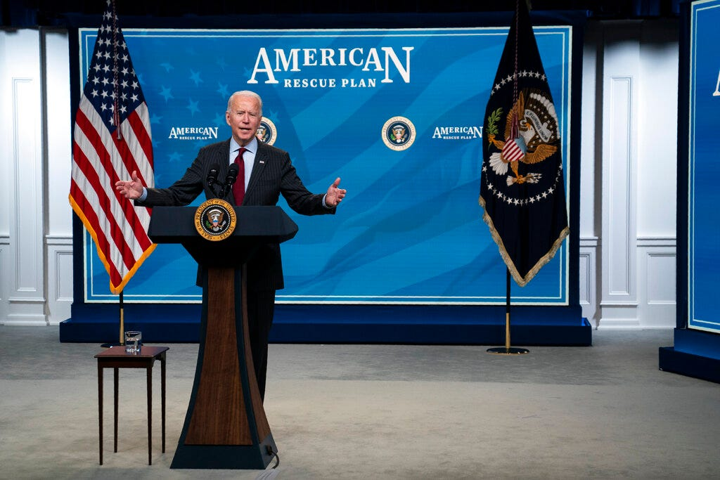 Biden boosts pandemic lending to smallest businesses 2