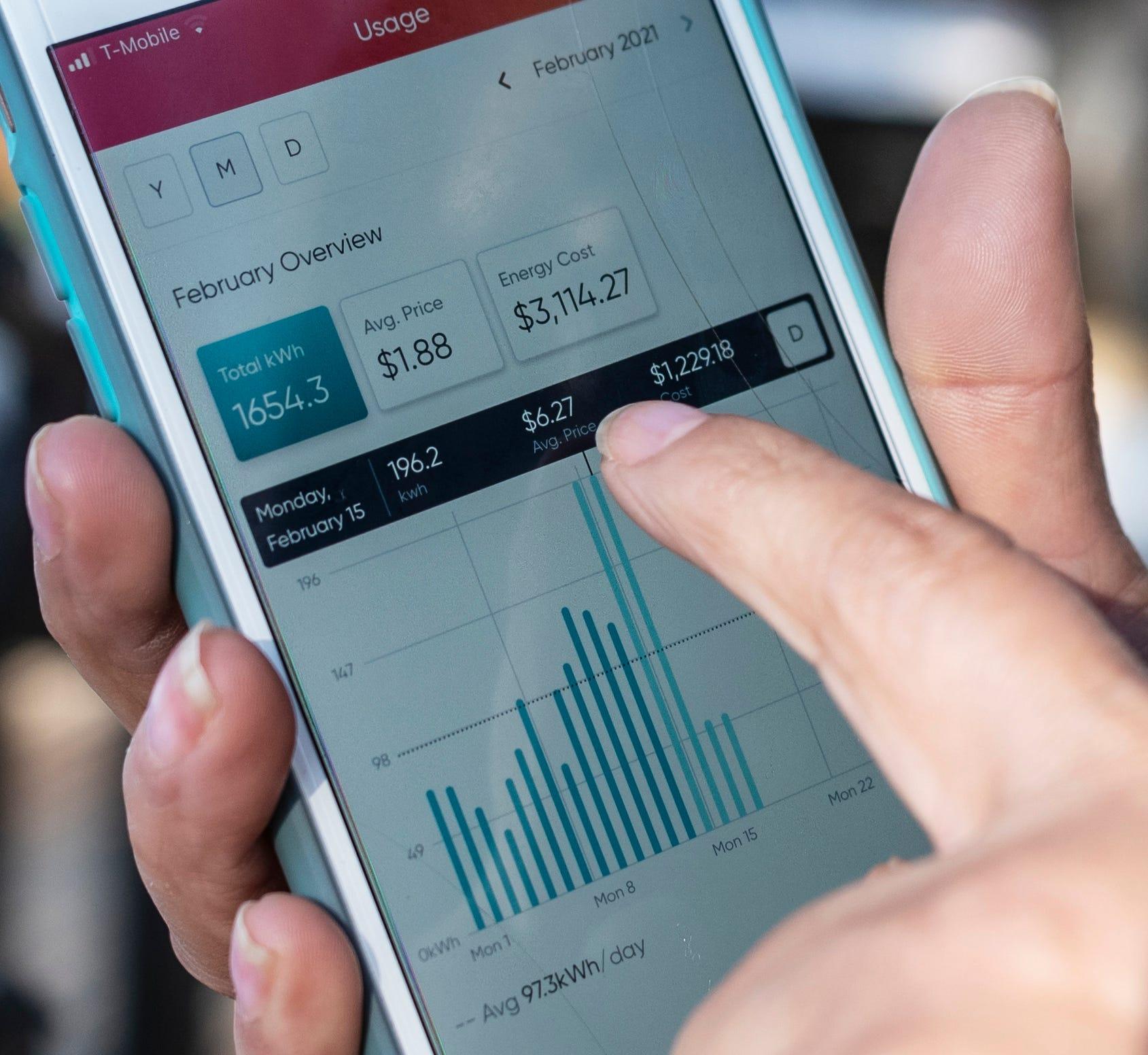Peak-demand pricing nets Texans thousand-dollar electric bills 2