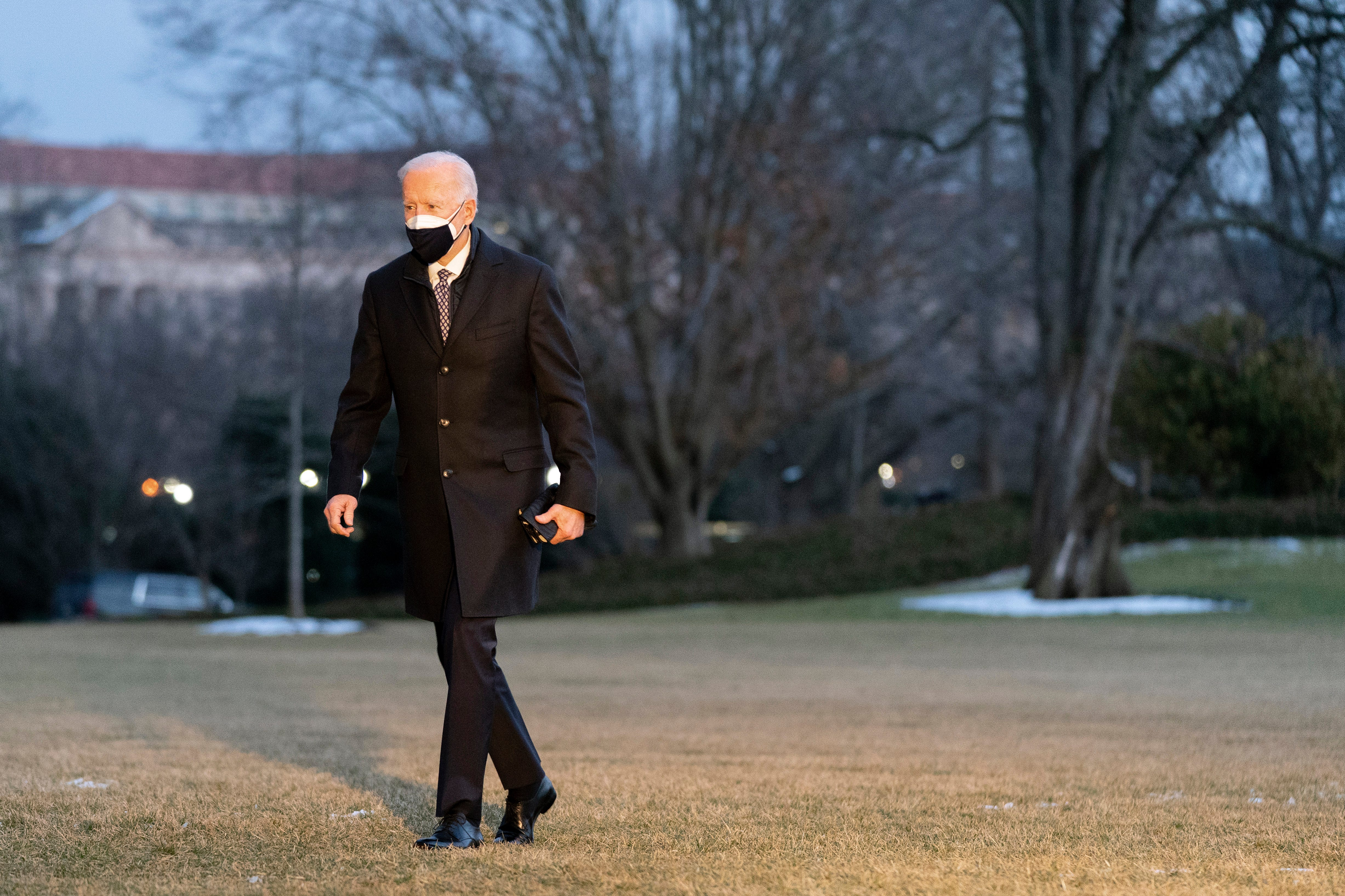 Biden to mark nation crossing 500,000 COVID deaths with White House ceremony 2