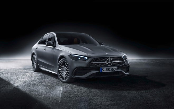 The 2022 Mercedes-Benz C-class is all new and will arrive in dealerships early next year.