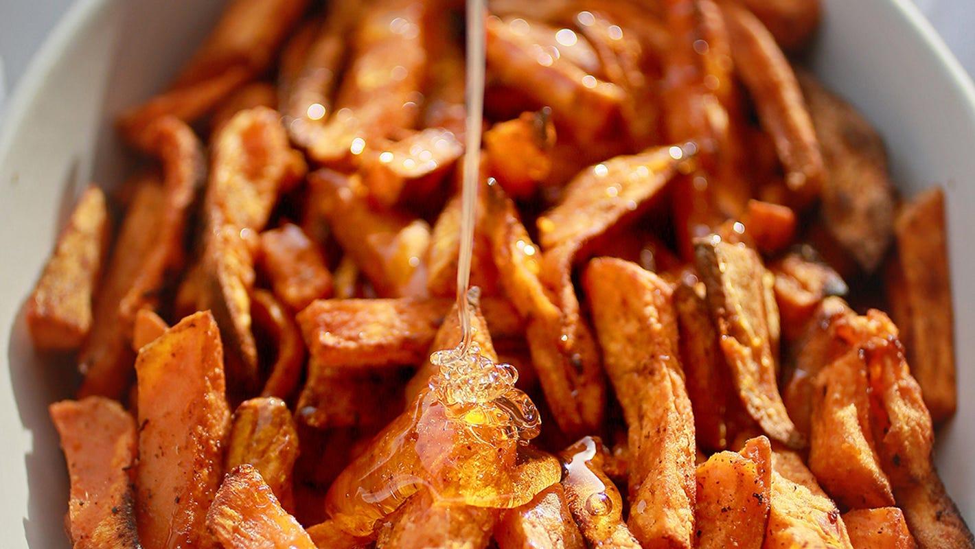 Sweet potatoes? Sweet! 5 recipes you will love
