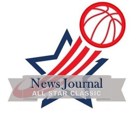 Mansfield News Journal All-Star Classic Logo
