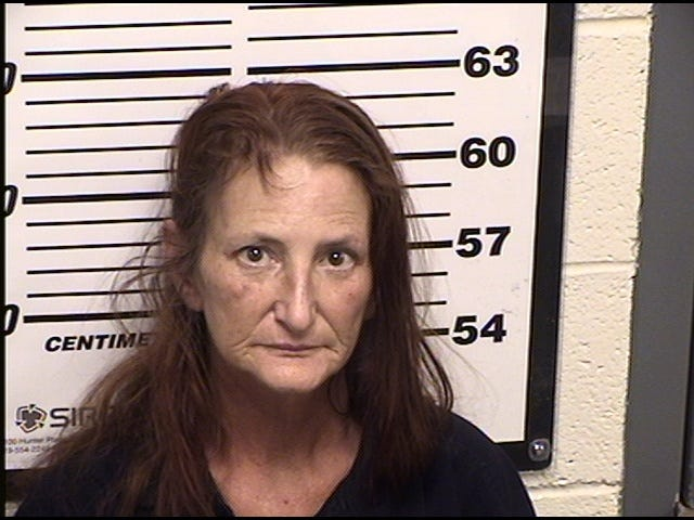 Estella Lunsford of Carlsbad is facing numerous drugs charges after a Feb. 15, 2021 arrest by the Pecos Valley Drug Task Force.