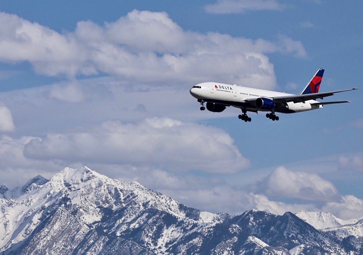 Off-duty flight attendant identified as 'unruly passenger' who forced Delta flight to divert