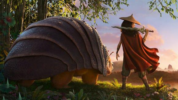 Dieser epische Abenteuerfilm ist Disneys erste Kinoveröffentlichung im Jahr 2021.