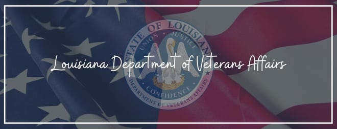 Louisiana Department of Veterans Affairs released May 3