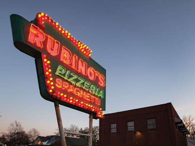 Rubino's Pizzeria in Bexley, Ohio