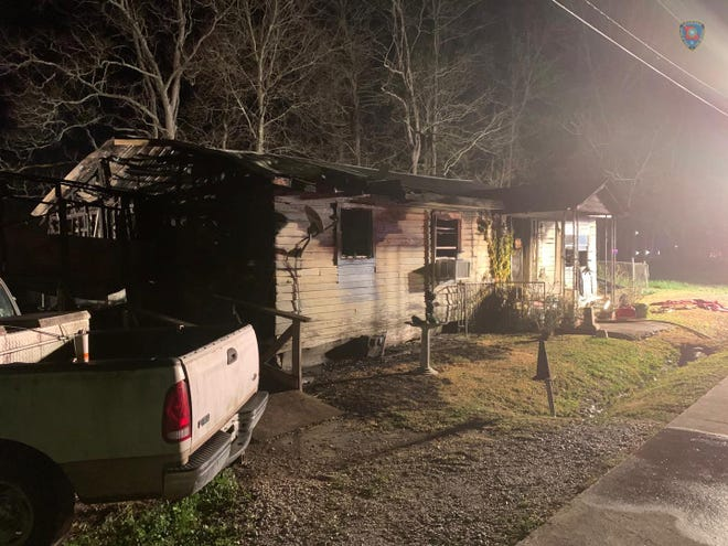 Authorities are investigating a death in a house fire Monday night in the 200 block of Union Street in Houma.