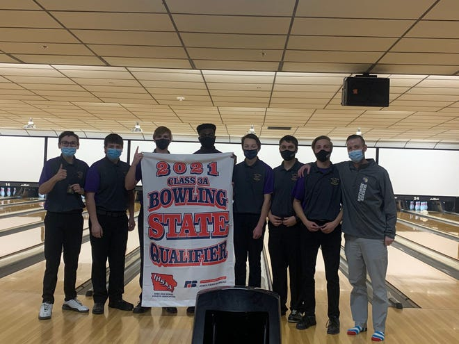 The Waukee boys bowling team earned a return trip to the state meet during districts on Thursday, Feb. 18 in Sioux City.