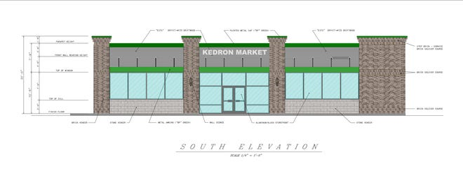 A new gas station and convenience store is being proposed along Kedron Road in Spring Hill. It also happens to be located next property designated as a Civil War preservation site.
