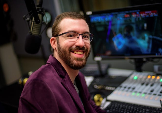Paul Capoccia was recently named director of the new esports program at Marywood University.