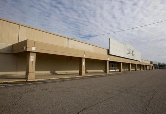 The former Kmart on Lincoln Way E in Massillon has been closed since November 2017. A potential sale is in the works for the more than 105,000 square-foot building, which rests on 11 acres.