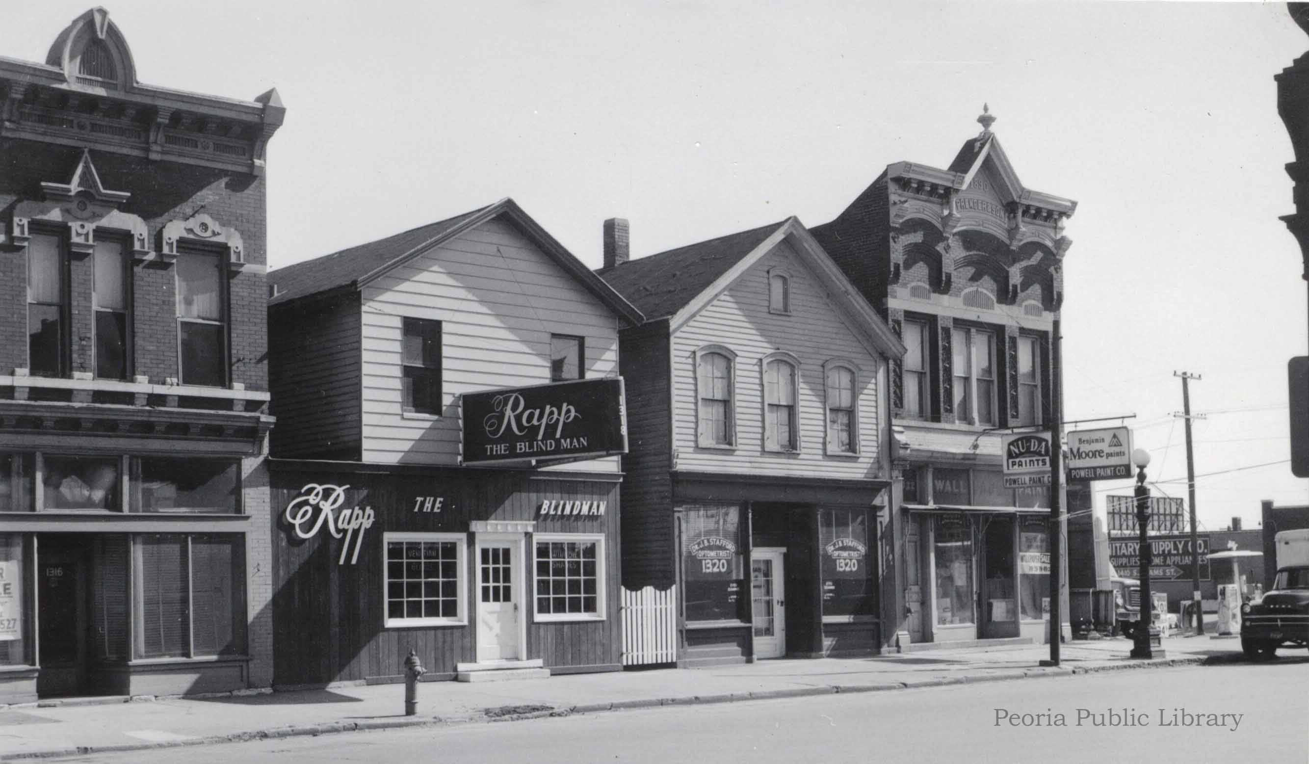History of South Peoria