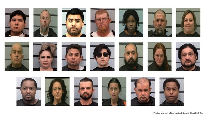 The Lubbock Police Department's Special Operations Division with the Texas Alcoholic Beverage Commission and Amarillo Police Department conducted a two-day prostitution operation that yielded 20 arrests