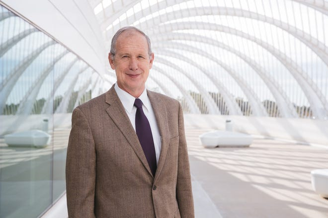 Florida Polytechnic University Provost Dr. Terry Parker is leading the effort to hire 25 professors.