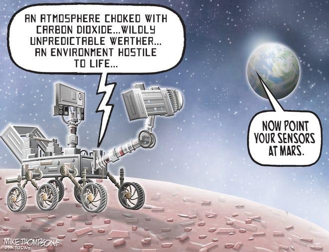 Today's editorial cartoon (Feb. 24, 2021)
